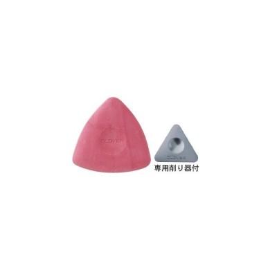クロバー  三角チャコ 赤 24−005