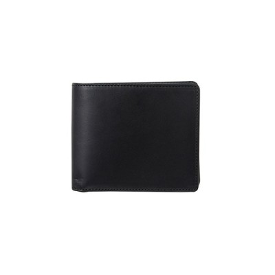 KSK 二つ折り財布 ブラック galante【kskgl03-k】