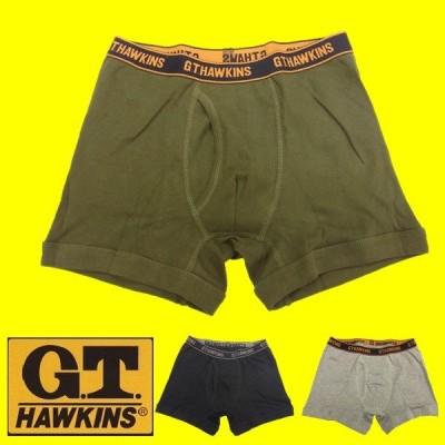 紳士/メンズ GTホーキンス ボクサーパンツ M〜L グンゼ GUNZE 【1点までゆうパケット可能】 サンキ/sanki