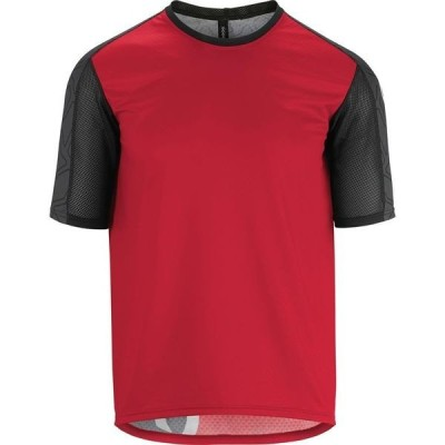 アソス メンズ Tシャツ トップス Trail Short-Sleeve Jersey