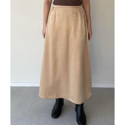 スカート シャイニースカート