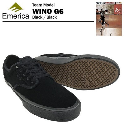エメリカ ワイノ G6 ブラック/ブラック