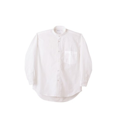 MONTBLANC 2-531 シャツ(長袖)(男女兼用) 【業務用】コック服