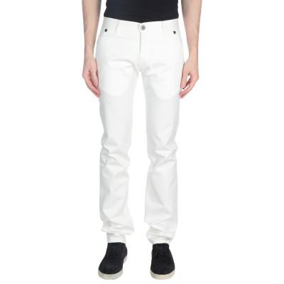 FUTURO パンツ ホワイト 44 コットン 100% パンツ