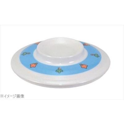 メラミン 子供食器 ダイナソワーズ 汁椀(蓋)MC−2D