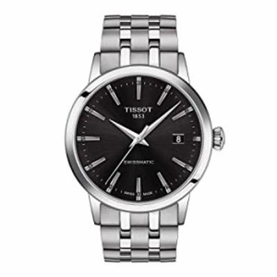 Tissot mens Classic Dream Stainless Steel Dress Watch Grey T1294071105100