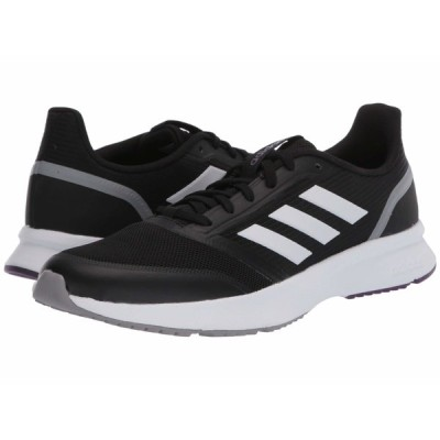 アディダス スニーカー シューズ レディース Nova Flow Core Black/Footwear White/Light Granite