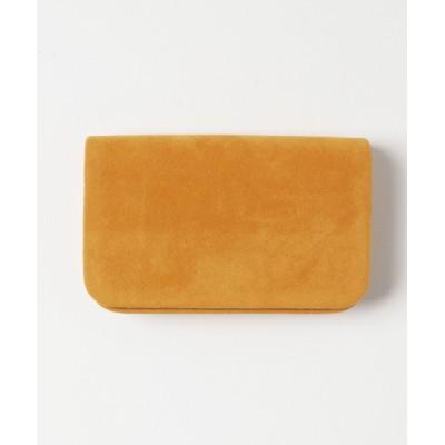 HIGHTIDE / カードホルダー(マグネティックフラップ) WOMEN 財布/小物 > 名刺入れ