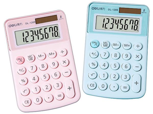 糖果色迷你便攜式計算機(1入) 款式可選【D801032】
