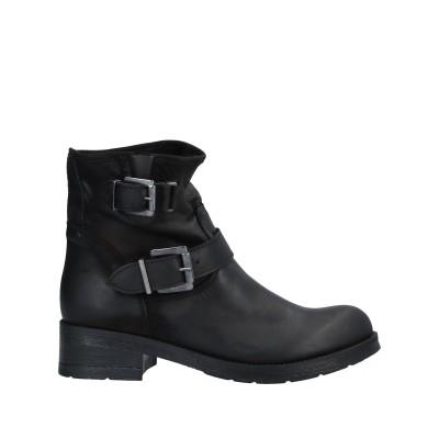 UNLACE ショートブーツ ブラック 40 革 ショートブーツ