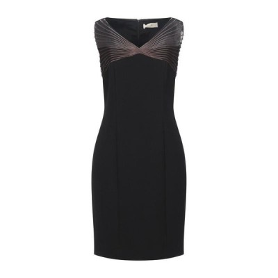 CARLO PIGNATELLI チューブドレス  レディースファッション  ドレス、ブライダル  パーティドレス ブラック