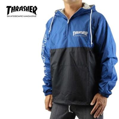Thrasher スラッシャー トップス ナイロン パーカー Mag Logo Anarak マウンテンパーカー ウインドブレーカー スケートボード スケボー