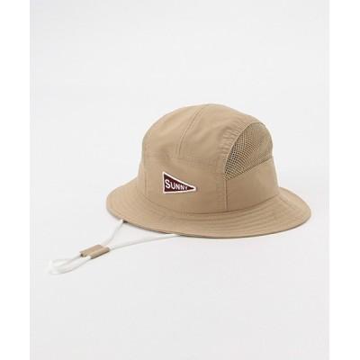 petit main / メッシュ切り替えアウトドアハット KIDS 帽子 > ハット