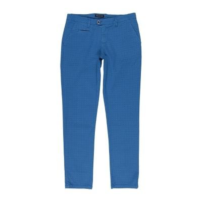 GREAT FUN パンツ アジュールブルー 14 コットン 97% / ポリウレタン 3% パンツ