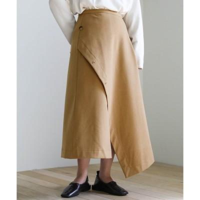 スカート 2020 AW 変形スカート