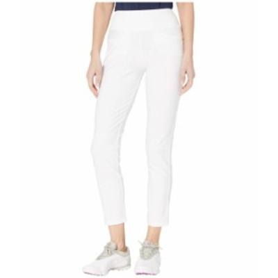 プーマ レディース カジュアルパンツ ボトムス PWRSHAPE Pants Bright White