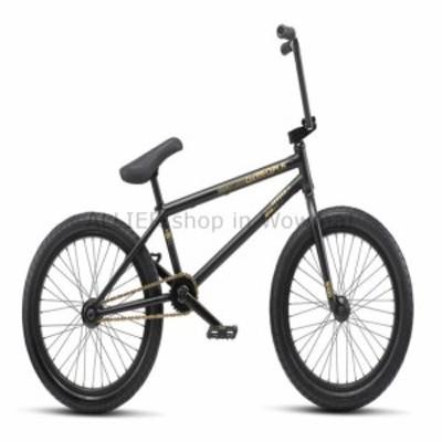 """BMX 私たち2019理由20.75マットブラックコンプリートBMXバイク20.75 """"バイクS& M  WE THE P"""