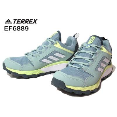アディダス adidas EF6889 TERREX AGRAVIC TR W アッシュグレー トレイルランニングシューズ レディース 靴