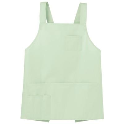 DE-0001 ディーフェイズ ショート丈安心エプロン(男女兼用) ナースウェア・白衣・介護ウェア