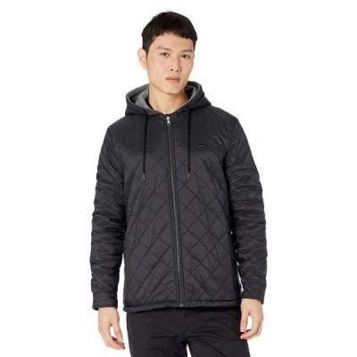 オニール メンズ コート アウター Glacier Hooded Reversible Jacket