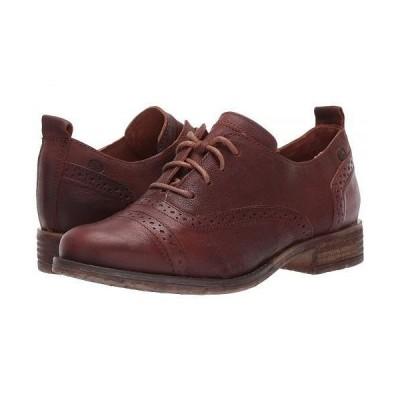 Josef Seibel ジョセフセイベル レディース 女性用 シューズ 靴 オックスフォード 紳士靴 通勤靴 Sienna 73 - Camel