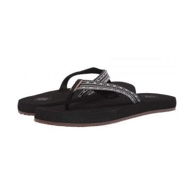 Freewaters フリーウォーターズ レディース 女性用 シューズ 靴 サンダル Supreem - Black II