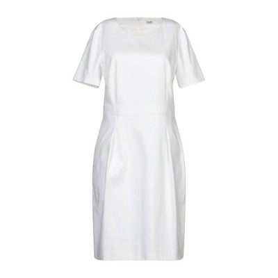 CAPPELLINI by PESERICO チューブドレス  レディースファッション  ドレス、ブライダル  パーティドレス ホワイト