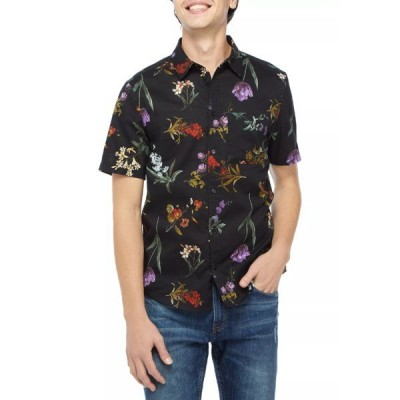トゥルークラフト シャツ トップス メンズ Short Sleeve Woven Shirt  -