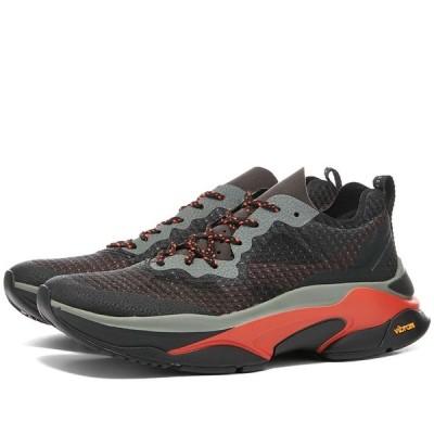 ブランドブラック Brandblack メンズ スニーカー シューズ・靴 Specter Sneaker Black/Red