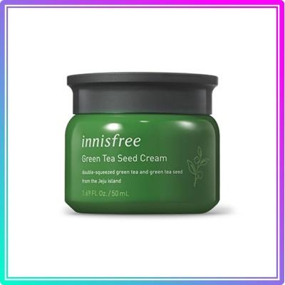 イニスフリー グリーンティーシード クリーム50mL / innisfree Green Tea Seed Cream