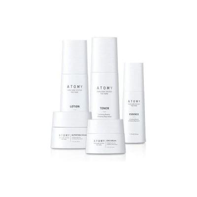 アトミザ・フェーム5セット (Toner, Lotion, Nutrition Cream, Eye Cream, Essence)韓国コスメ、Ato