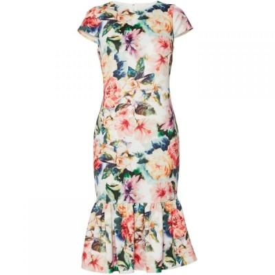 ジーナ バッコーニ Gina Bacconi レディース ワンピース ワンピース・ドレス Harlene Lace Maxi Dress Poppy