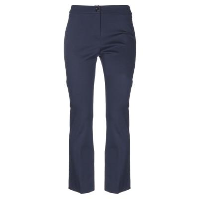 I BLUES パンツ ダークブルー 42 レーヨン 69% / ナイロン 25% / ポリウレタン 6% パンツ