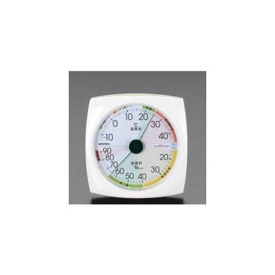 エスコ 温度・湿度計 130mm EA728EB-39 1個