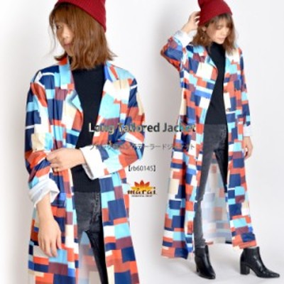 コート ゆったり レディース アウター ジャケット ロングコート テーラード トレンチコート トレンチ 羽織り ロング 膝下 長袖 rb60145