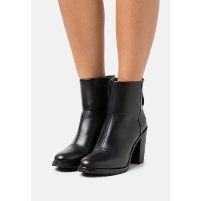 ラグアンドボーン レディース 靴 シューズ NEWBURY - High heeled ankle boots - black