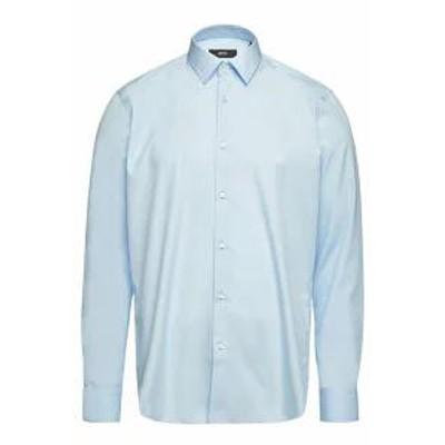 Boss メンズシャツ Boss Elliott Cotton Shirt