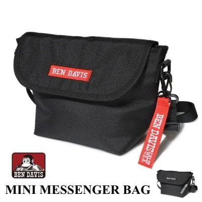 バッグ BEN DAVIS ベンデイビス カバン BDW-9337 ミニメッセンジャーバッグ バック かばん 鞄 新生活 引っ越し プレゼント 人気