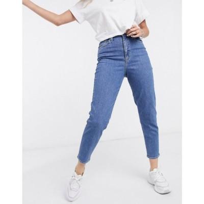 リーバイス Levi's レディース ジーンズ・デニム ボトムス・パンツ High Waisted Tapered Jeans In Washed Blue