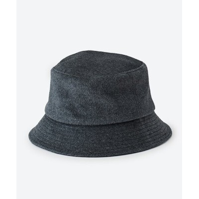 STUDIOUS MENS / ANGOLA WOOL BEAVER BUCKET HAT MEN 帽子 > ハット