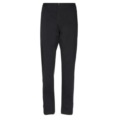 BOSS HUGO BOSS パンツ ブラック 58 コットン 98% / ポリウレタン 2% パンツ