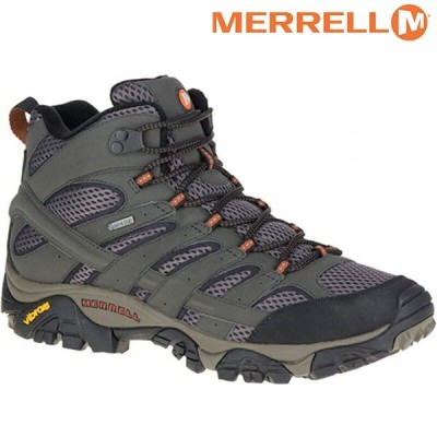 【メレル】MERRELL MOAB 2 MID GORE-TEX 【モアブ 2 ミッド ゴアテックス】 06059 メンズ ハイキング アウトドア