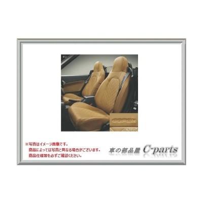 DAIHATSU COPEN ダイハツ コペン【LA400K】 シートカバー(本革風)【タン】[08223-K2019]