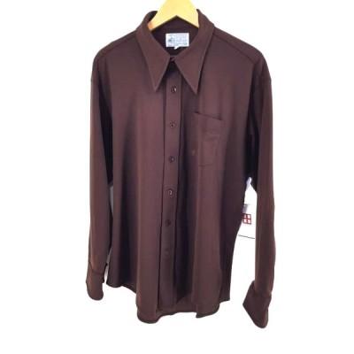 フルギ K-mart 70年代 DRESS SHIRT ボタンシャツ メンズ 17-34 中古 201128