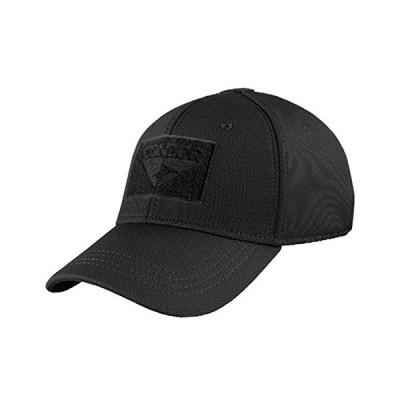 CONDOR FLEX TACTICAL CAP S/M BLACK 161080-002-S