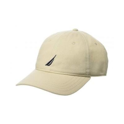 Nautica ナウチカ メンズ 男性用 ファッション雑貨 小物 帽子 野球帽 キャップ Chino Twill J-Class Cap - Oat