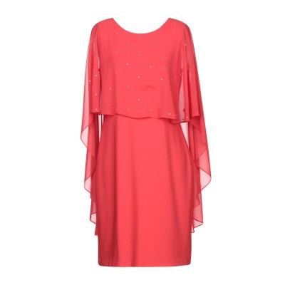FRANK LYMAN ミニワンピース&ドレス レッド 14 ポリエステル 100% ミニワンピース&ドレス