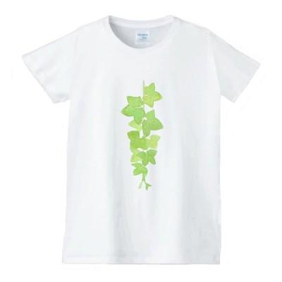 花 フラワー Tシャツ 白 レディース 女性用 jfw77