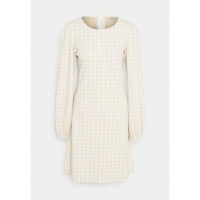 ビーヤング ワンピース レディース トップス BYSILANO DRESS  - Day dress - cement