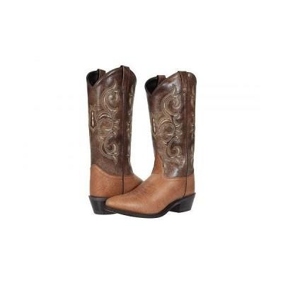 Old West Boots オールドウエストブーツ メンズ 男性用 シューズ 靴 ブーツ ウエスタンブーツ Hoss - Brown